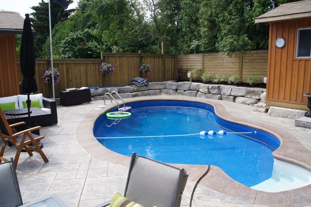 Pioneer family pools has 11 reviews and average rating of for Pool show mississauga