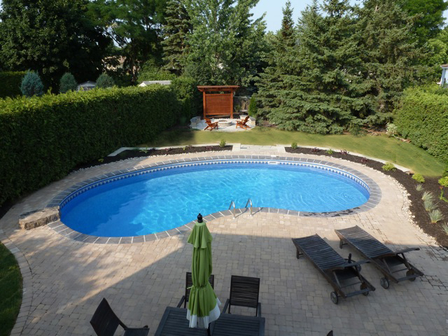 Backyard getaways inc has 122 reviews and average rating for Pool show mississauga