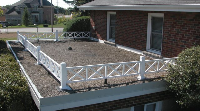 Decorative Flat Roof : Alpa outdoor products inc has reviews and average