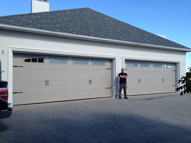 Markham garage doors ltd has 235 reviews and average for 18 x 10 garage door