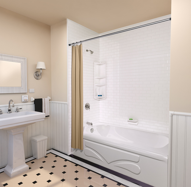 Bath Fitter Has 102 Reviews And Average Rating Of 7.2451