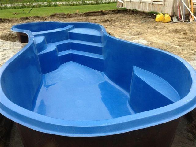 Durham fibreglass pools has 20 reviews and average rating for Fiberglass pool installation