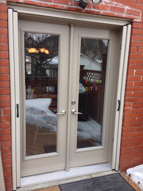 Invisible screens canada homestars for Invisible screen door canada