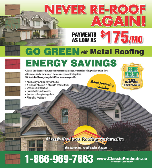 Classic Products Metal Roofing Systems Has 15 Reviews And