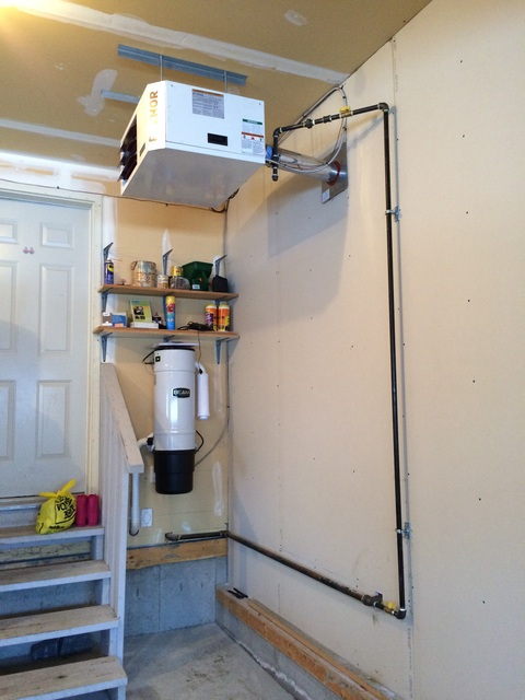 Review of shift air mechanical ltd homestars for How much to install a garage heater