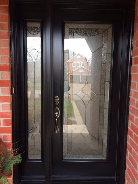 Garden Front Door Photo of Front Door Garden