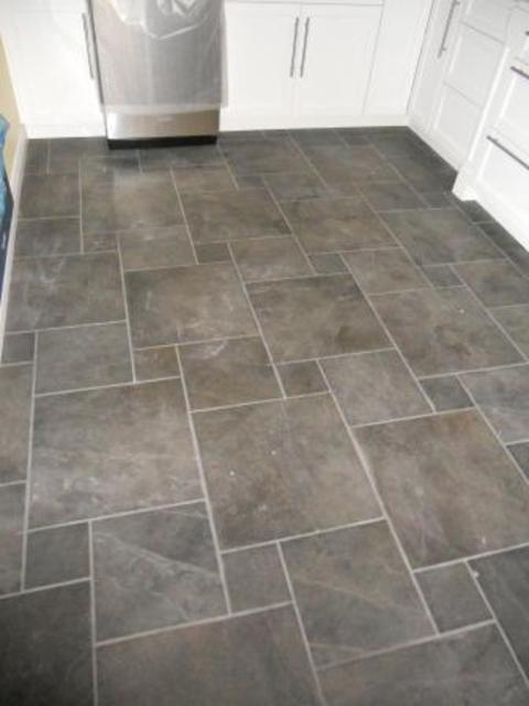 Average Cost To Tile A Kitchen Floor