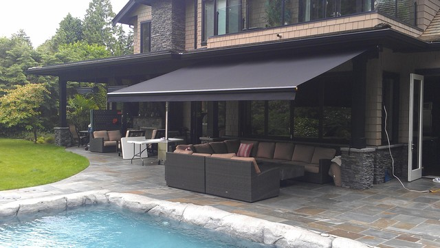 Awnings By Rolltec Has 70 Reviews And Average Rating Of 9