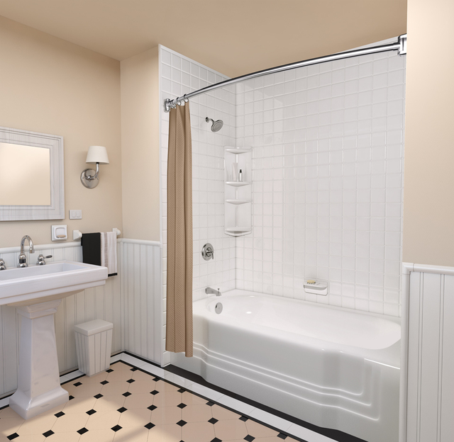 How Much To Have A Bathroom Fitted: Bath Fitter