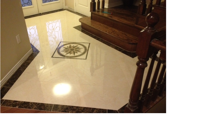 Foyer Tile Quotes : Diamond tile and contracting has reviews average