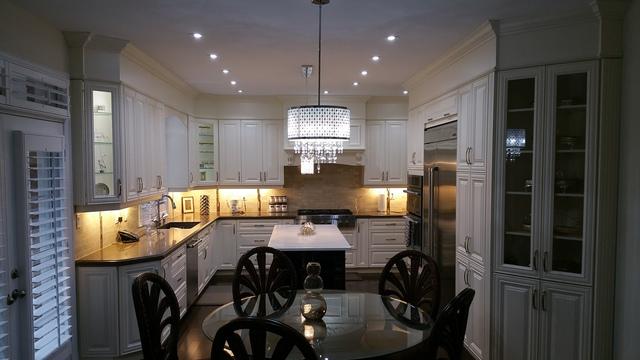 Brampton Kitchen & Cabinets Ltd Has 75 Reviews And Average